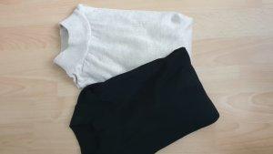 Esmara by Heidi Klum Maglia a collo alto nero-beige