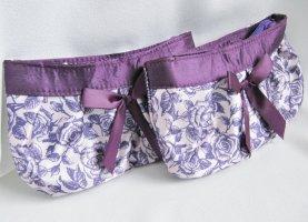 Minibolso lila-rosa Poliéster