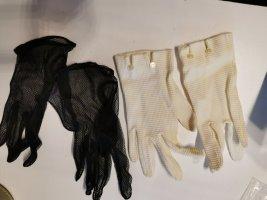 Avond handschoenen zwart-room