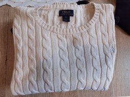 Polo Ralph Lauren Jersey Twin-Set beige claro-rosa claro