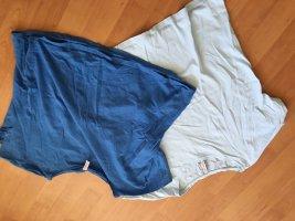 Fishbone T-shirt azzurro-blu