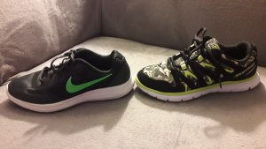 2 Sneakers Nike + Karrimor Gr. 38