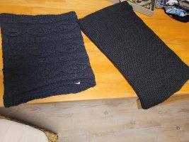 2 tolle Schlauchschals von H &M Einheitsgröße schwarz& blau
