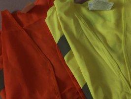 Sportvest neongeel-licht Oranje