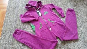 2117 of Sweden Jumpsuit violet-groen