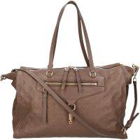 29969 Louis Vuitton Lumineuse GM aus Monogram Empreinte Leder in Ombre Tasche, Handtasche, Schultertasche mit Schulterriemen