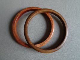 Bangle light brown-brown