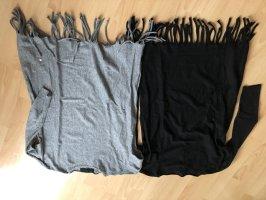 Alexander Jersey largo negro-gris claro
