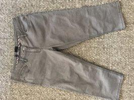 bpc bonprix collection Spodnie 3/4 ciemnoszary