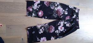 new collection 3/4-broek zwart
