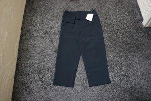 Apart Pantalon 3/4 noir polyester