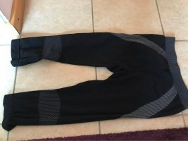 active by Tchibo Pantalone da ginnastica nero-grigio