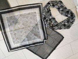 Verschiedene Marken Neckerchief black-grey