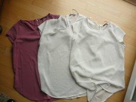 3 Shirts von only Größe 34