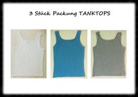 FB Sister Tank Top multicolored mixture fibre