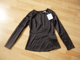 3 SUiSSES Collection Trend Strech-Tunika/Bluse gr 38 schwarz NEU!!