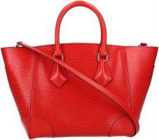 36908 Louis Vuitton Phenix PM Epi Leder in Coquelicot Tasche, Handtasche, Henkeltasche mit Schulterriemen
