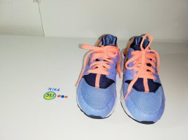37,5 Nike Schuhe blau orange