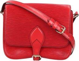 38087 Louis Vuitton Cartouchiere Umhängetasche aus EPI Leder in Castillian Rot