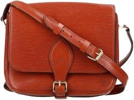 38089 Louis Vuitton Cartouchiere Umhängetasche aus Epi Leder in Kenyan Fawn Braun