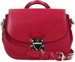 38354 Louis Vuitton Eden Epi Leder Fuchsia Handtasche mit zwei Schulterriemen