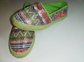 39 Schuhe marco tozzi grün