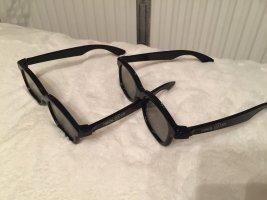 3D Brillen 2 er Set