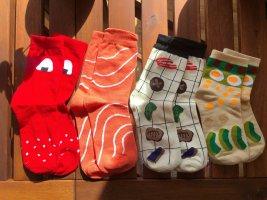 Fun socks Skater Shoes multicolored