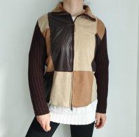 40 Coolwater Jacke faux Felljacke Kunst-felljacke Pulli Pullover Pulloverjacke Strickjacke Cardigan