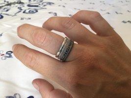 4er Set Ringe