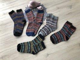 Nordic Socks Jambière multicolore