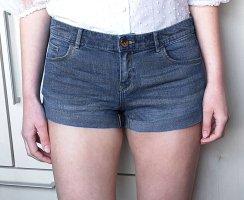 5-Pocket Shorts Jeans Blau denim H&M Gr. 38