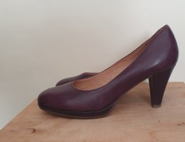 5 th Avenue High Heels brown red