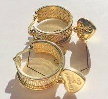 Echtgold Orecchino d'oro oro