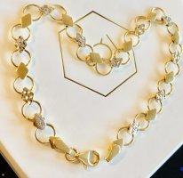 Echtgold Braccialetto sottile oro