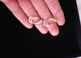 585 Gold Ohrstecker mit Diamanten