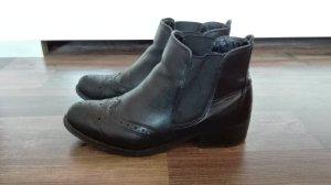 5th Avenue Stiefeletten Leder chelsea boots