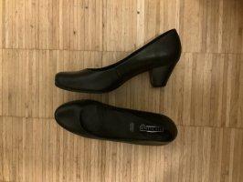5th Avenue Mary Jane pumps zwart Leer