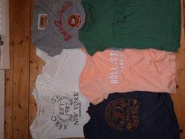 6 tshirts