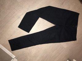 Zero Pantalón tobillero azul oscuro