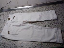 Amisu 7/8 Length Jeans white