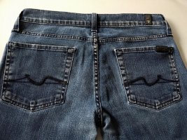 7 For All Mankind 7/8-Jeans - Gr. 25