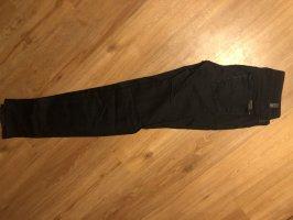 7 For All Mankind Skinny jeans zwart