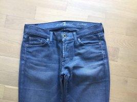 7 For All Mankind Jeans svasati multicolore