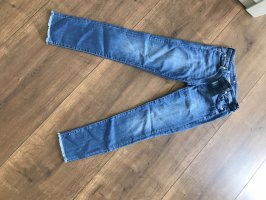 7 For All Mankind Jeans 7/8 bleu