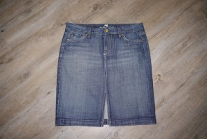 7 for all mankind Signature Jeansrock W 29 Top Zustand!