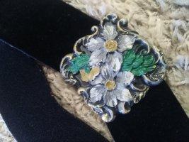 Vintage Cintura vita nero-oro