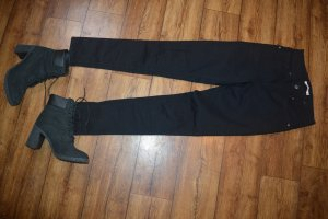 721 Levis High Rise Skinny Jeans schwarz 36