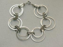 Vintage Braccialetto in argento argento