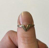 echt Silber 925 Srebrny pierścionek srebrny